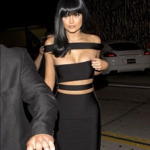 Kylie inspired bandage dress